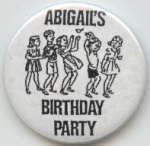 abigails bday party badge