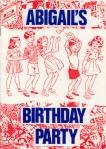 abigails bday party front