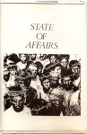 state of affairs front